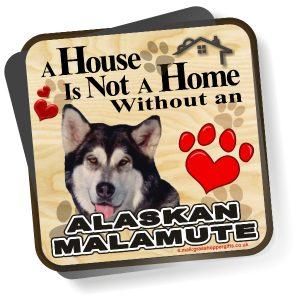 Coaster - Alaskan Malamute Home