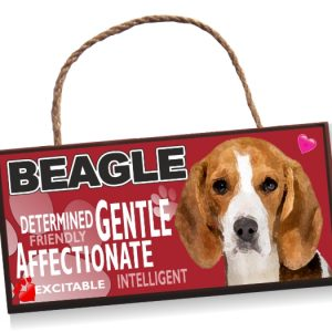Sign - Beagle No2 Bright