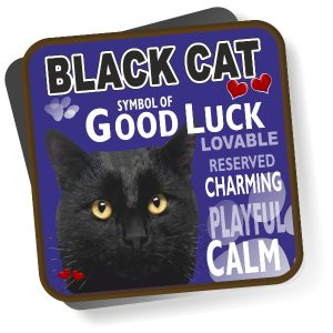 Coaster - Black Cat No2 Bright