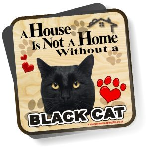 Coaster - Black Cat Home
