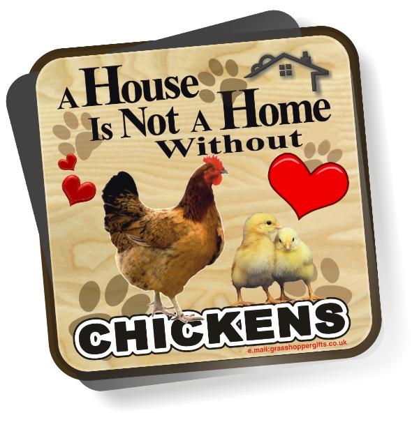 Coaster - Chickens Home