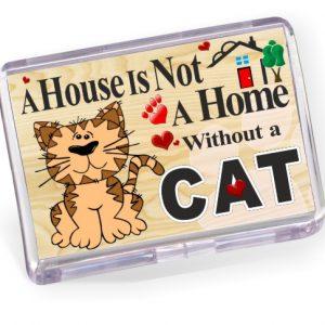 Fridge Magnet - Cat Cartoon