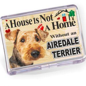 Fridge Magnet - Airedale Terrier