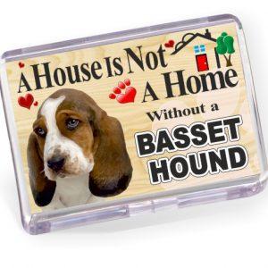 Fridge Magnet - Basset Hound