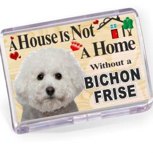 Fridge Magnet - Bichon Frise