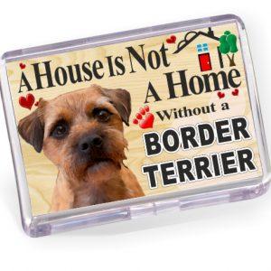 Fridge Magnet - Border Terrier No1