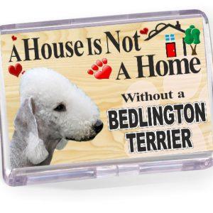 Fridge Magnet - Bedlington Terrier