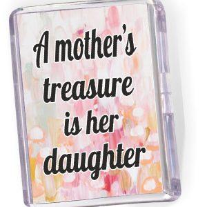 Fridge Magnet A Mother's Treasure...'