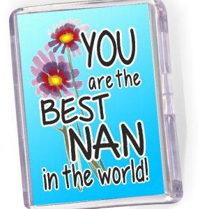 Fridge Magnet Best Nan