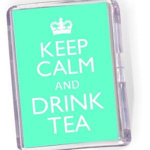 Fridge Magnet Drink Tea