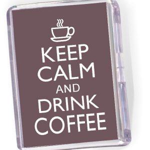 Fridge Magnet Drink Coffee
