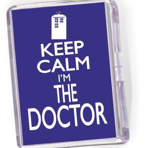 Fridge Magnet The Doctor