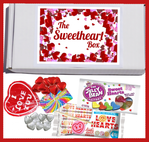 LetterBox Gift - SweetHeart