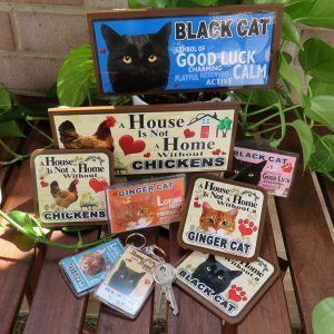 Gifts for Cat & other Animal Lovers