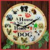 Clock - Dogs Home